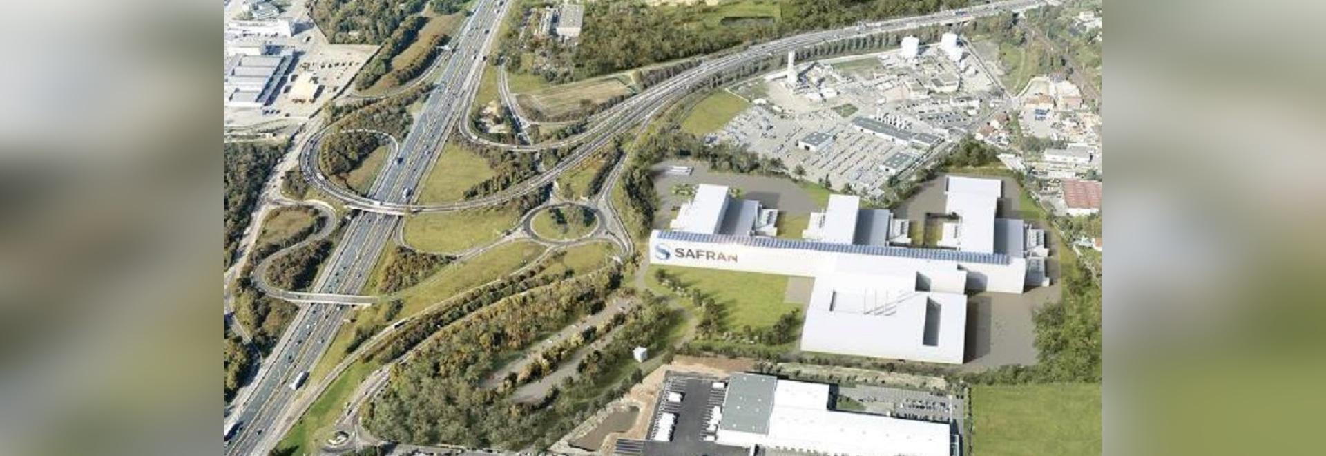 Safran va construire une nouvelle usine de freins carbone pour avions en France