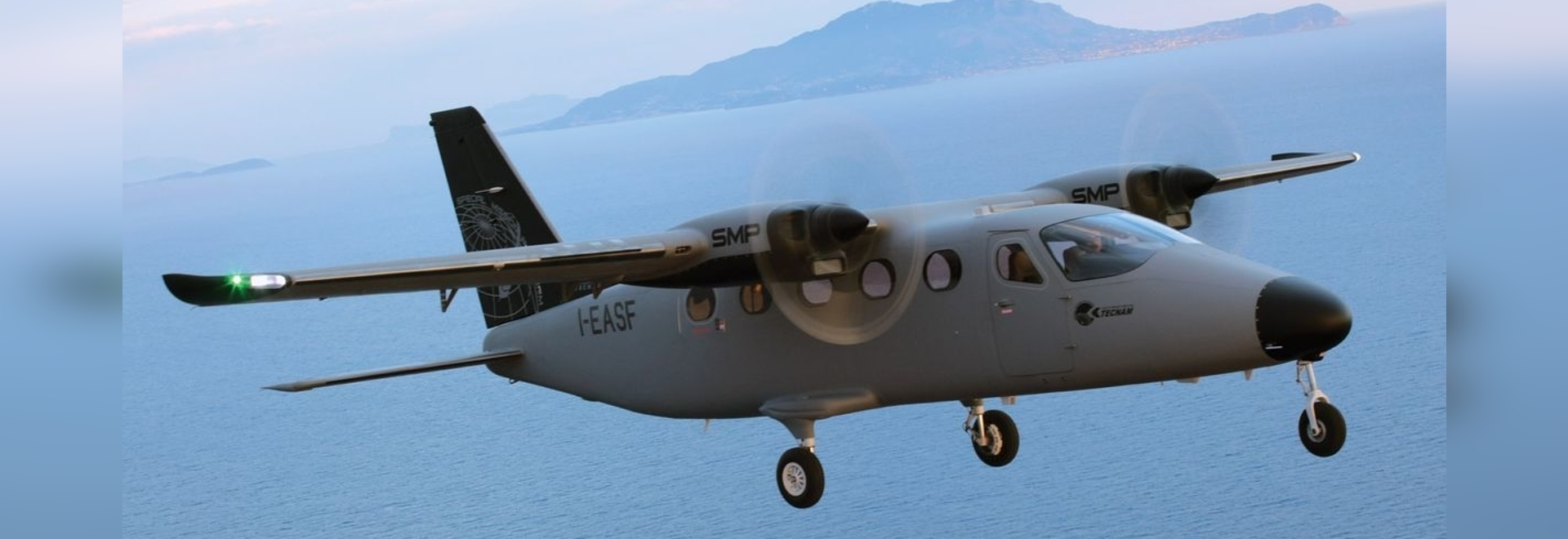 The Sentinel SMP takes the P2012—optimized for regional airlines—and turns it into an efficient surveillance platform.
