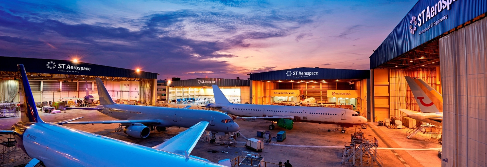 ST Engineering forms MRO JV with Vietnam Airlines