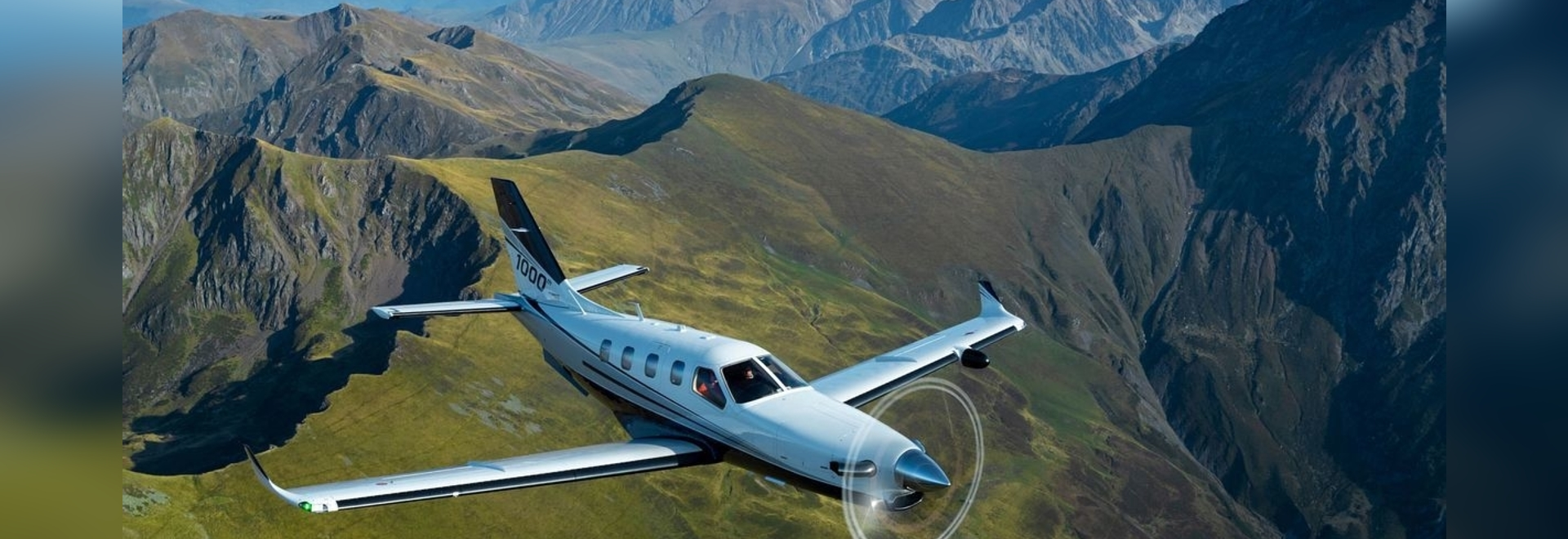 There are now 1,000 TBM variants that have delivered overall—and this one, a TBM 940, went to US-based customer James Hislop.