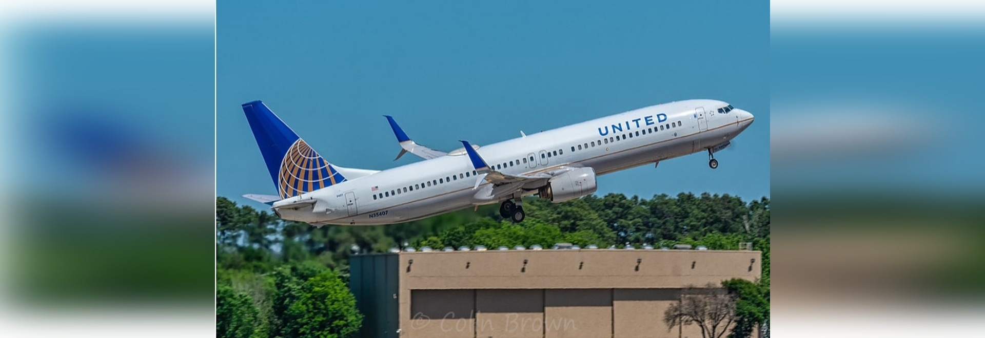 United plans to graduate around 300 students from the United Aviate Academy in its first year of operation. Credit: Colin Brown Photography.