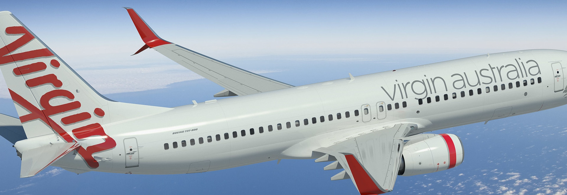 Virgin Australia lance les winglets scimitar split sur les avions de Boeing