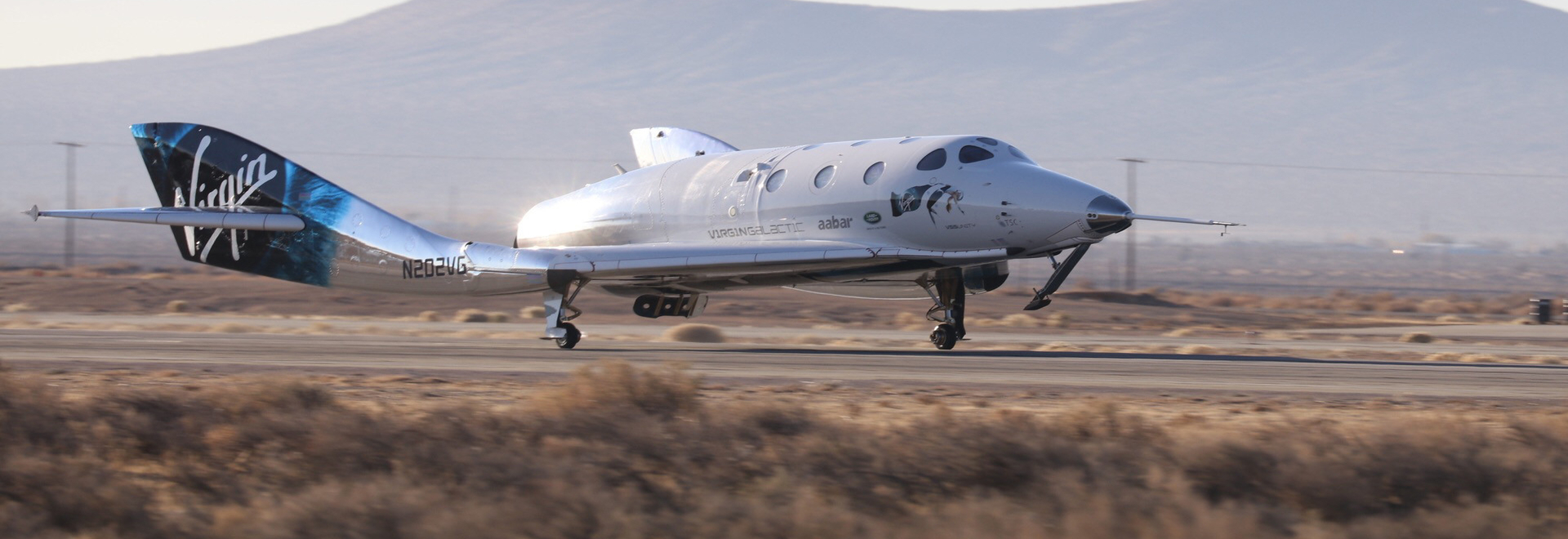 Virgin Galactic secures FAA's approval to fly customers to space