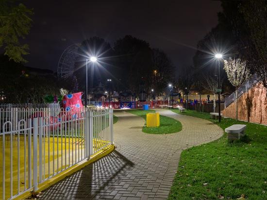 PROJECT luneur Park Roma 2016