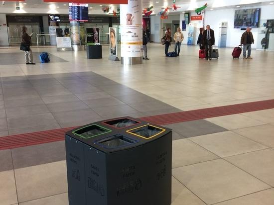 AIRPORT FALCONE & BORSELLINO - PALERMO ITALY