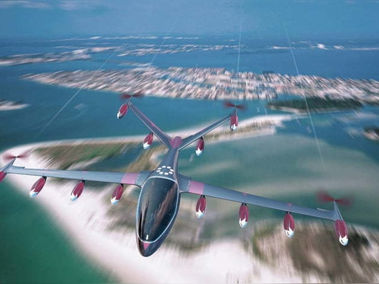 10 awesome flying taxis and cars currently in development