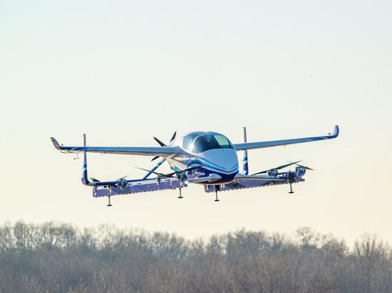Boeing Passenger Air Vehicle (PAV)