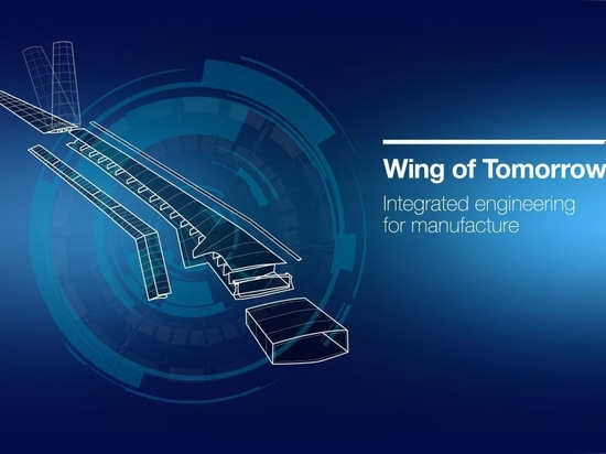 Wing length is restricted to a maximum length by airport regulations, which is why Airbus is experimenting with folding wing tips
