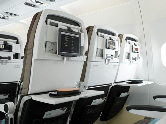 Etihad Ditches Seatback Screens in Economy Experience Overhaul (en anglais)