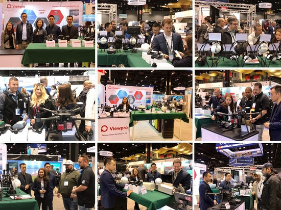 EXCELLENT WEEK AT XPONENTIAL 2019