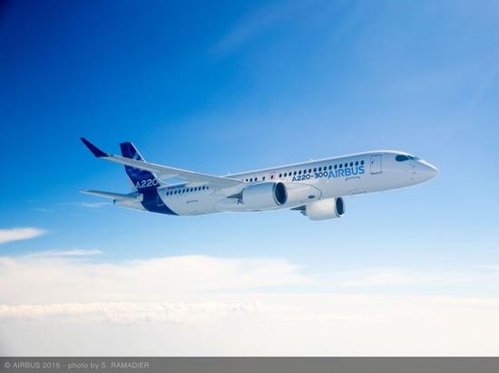 L'Airbus A220 en tournée de démonstration en Asie