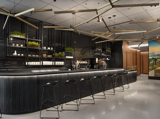 Air Canada ouvre une nouvelle vague de salons basés sur un concept de culture café