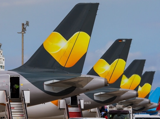 Thomas Cook Collapses, Seeks Liquidation