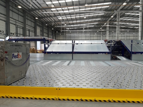 Manual Roller Decks, Castor Decks, Crash Barriers