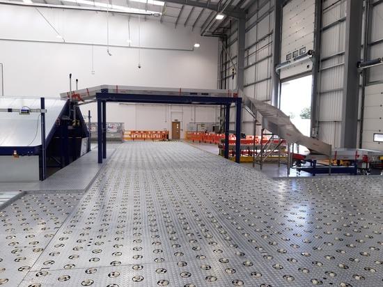 Manual Roller Decks, Castor Decks
