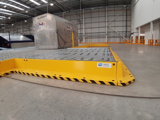 Manual Roller Decks, Crash Barriers