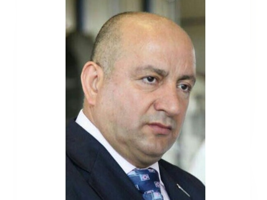 Ziad Abuain, CEO of Jordan Aeronautical-systems Company