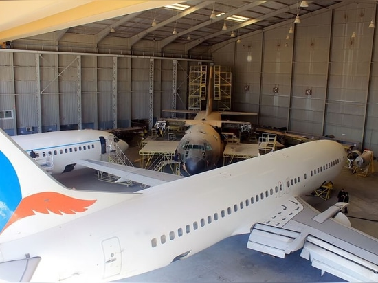 JO Aeronautical Systems Capability Growth On The Middle East MRO