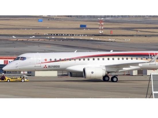Sixth postponement underway for Mitsubishi SpaceJet
