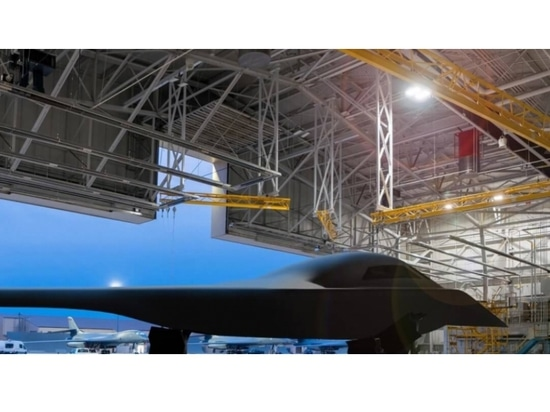 B-21 new renders show future of USAF strategic bombers