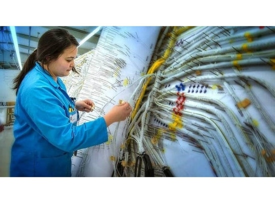 GKN Aerospace receives contract for Boeing 777X wiring