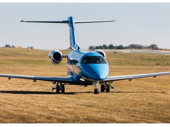 Full rough field certification allows the PC-24 to land on a variety of surfaces including grass.