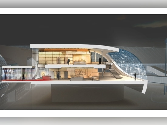 New lounge in Paris CDG underway for Air France, brought to life by Jouin Manku
