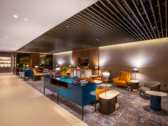 Qatar Airways opens new lounge in Singapore Changi Airport