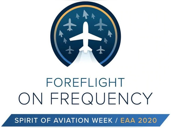 ForeFlight offers several daily webinars and contests to promote EAA's Spirit of Aviation Week 2020.