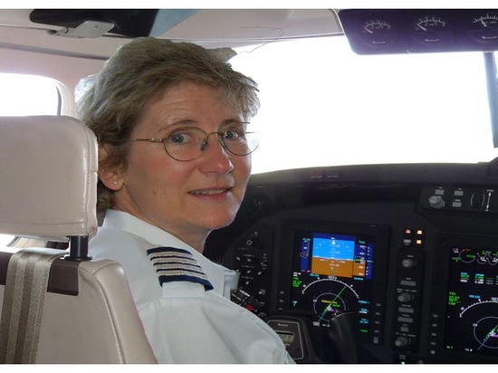 Veteran pilot Corbi Bulluck takes over leadership of The Ninety Nines, Inc.