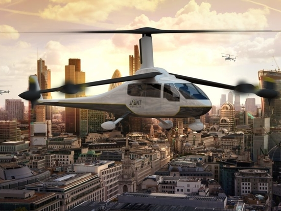 BAE Systems designing new power sources for urban electric flight