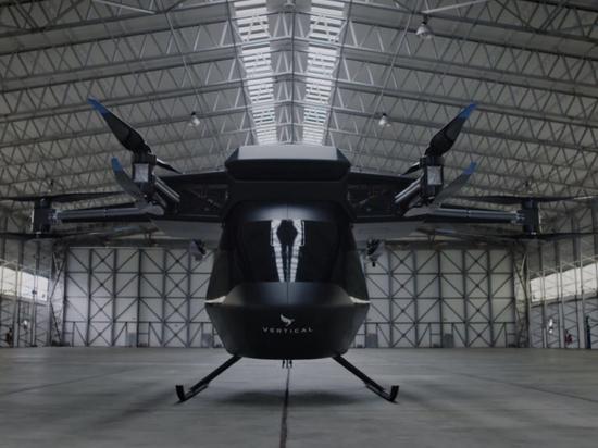 Honeywell signs flight deck deal with Vertical Aerospace