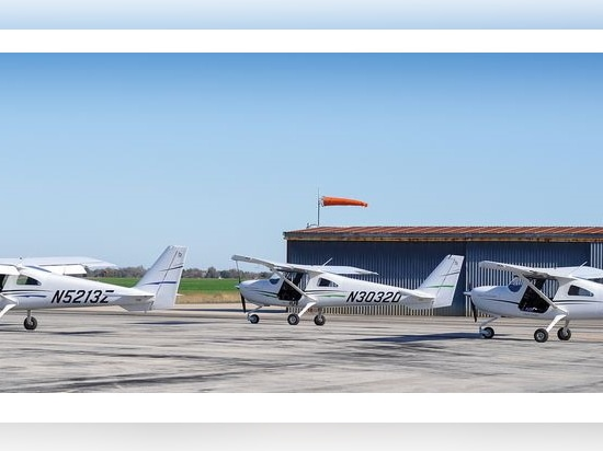 The 162 was often part of a fleet purchase for flight schools, where many remain online.
