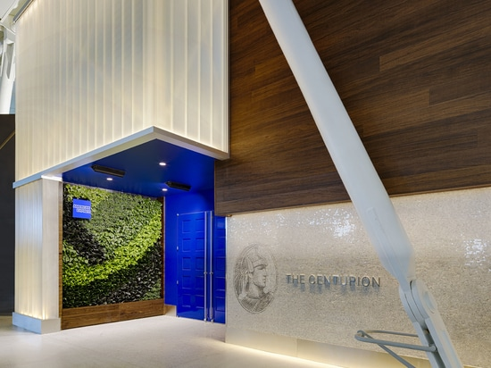 American Express opens 13th lounge in JFK's Terminal 4