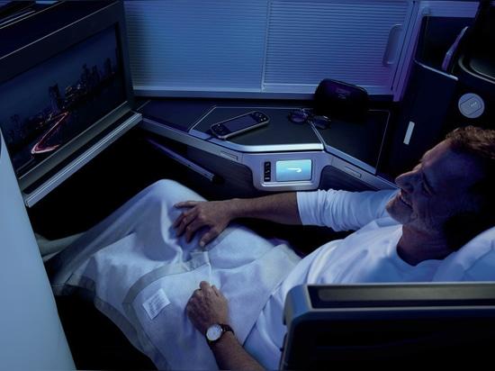 British Airways' new Club World Suite