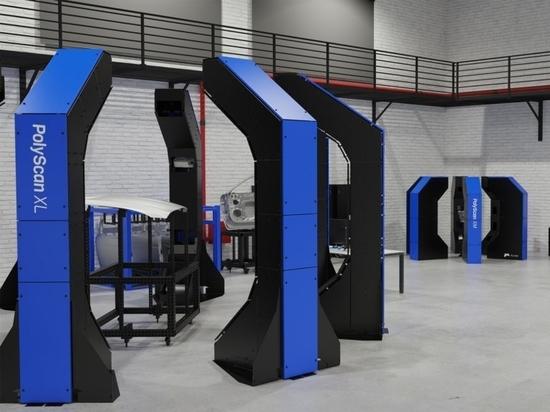 Exact Metrology introduces PolyScan XL
