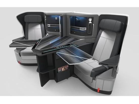 JAMCO launches new Venture Pristine seat