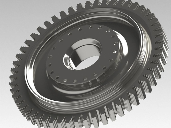 Machining turbine discs with CBN offers massive time and cost savings