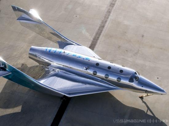 Virgin Galactic unveils new spaceship for its growing fleet