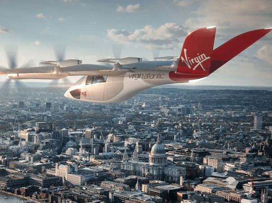 Vertical Aerospace announces 1,000 air taxi orders