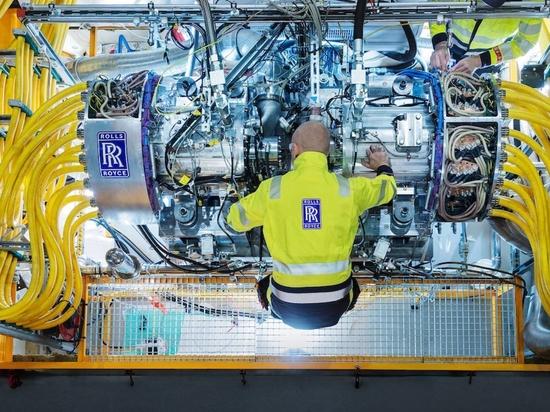 Rolls Readies Hybrid Airliner Propulsion Trials