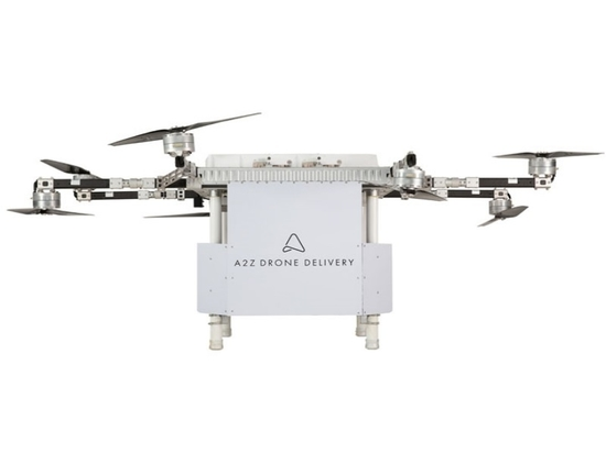 A2Z Wants to Streamline Deliveries with the Launch of a New Drone