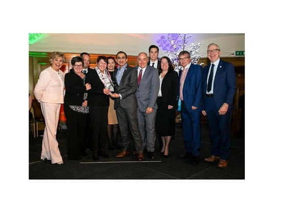 Gatwick Airport and OCS receive award for introduction of hidden disability lanyard