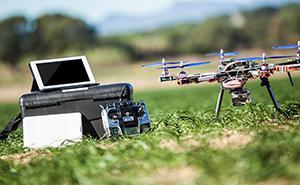Attrezzatura per droni