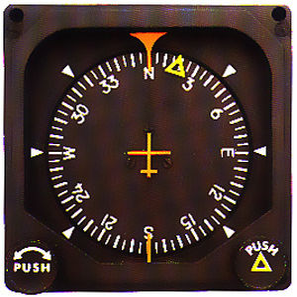 Risultati immagini per indicatore di prua giroscopio