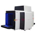 scanner per pacchi / a raggi X / per rilevamento di esplosivi / con trasportatore