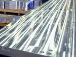 alluminio de foglio / in lastra / in barre / a tubo