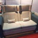 sedile per cabina d'aeroplano / per business jet / VIP / con braccioli