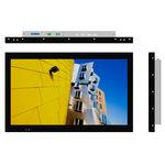 schermo per cabina di aeroplano per intrattenimento in volo / 3840 x 2160 / HD / touch screen
