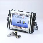 rilevatore di difetti ad ultrasuoni / per l'aeronautica / per materiali / per CND